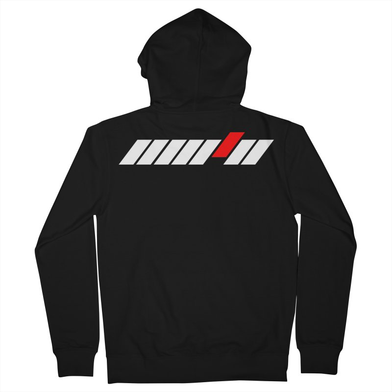 Different Men's French Terry Zip-Up Hoody by sustici's Artist Shop