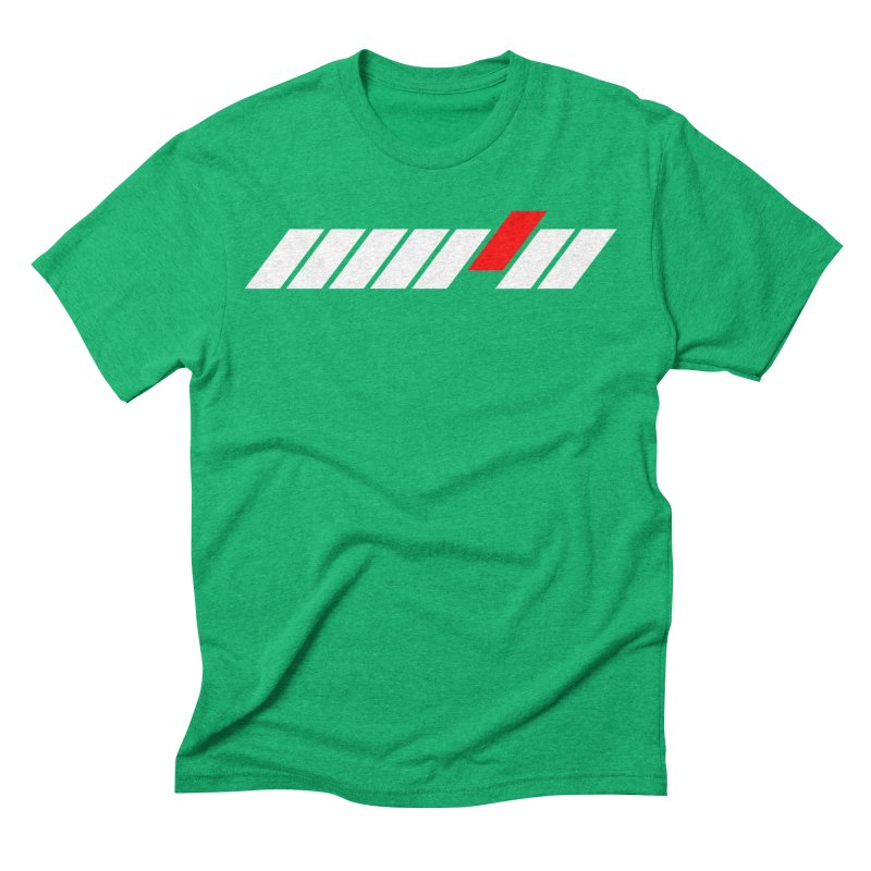 Different Men's Triblend T-Shirt by sustici's Artist Shop