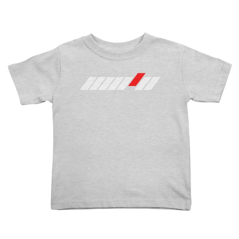 Different Kids Toddler T-Shirt by sustici's Artist Shop