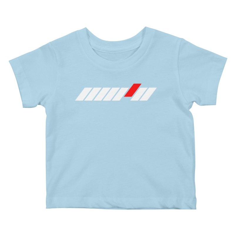 Different Kids Baby T-Shirt by sustici's Artist Shop