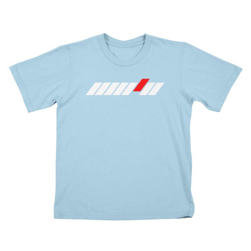 Different Kids T-Shirt by sustici's Artist Shop