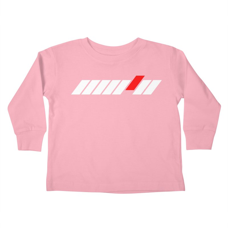 Different Kids Toddler Longsleeve T-Shirt by sustici's Artist Shop