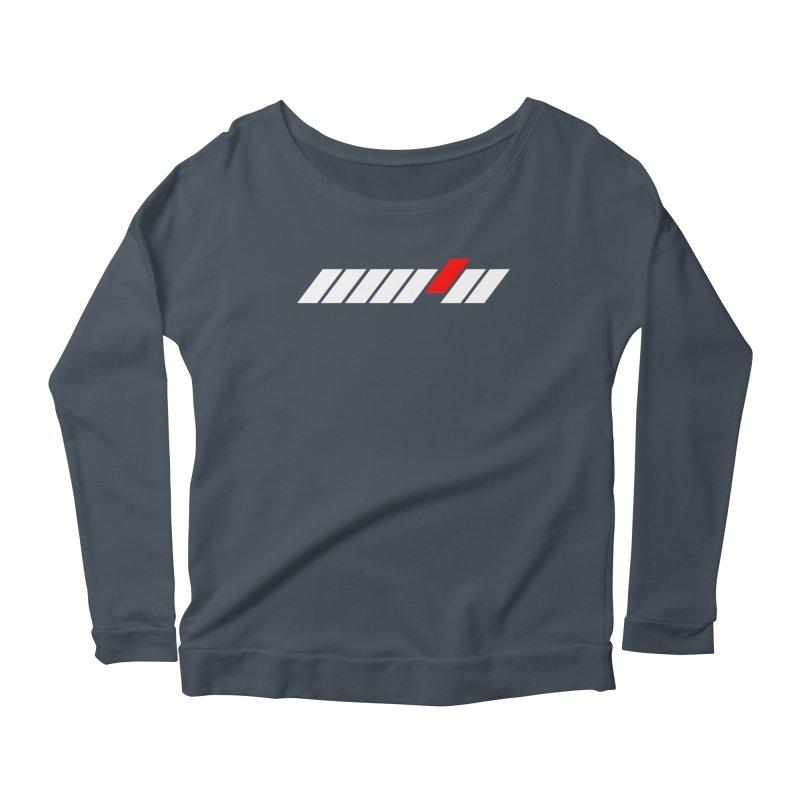Different Women's Scoop Neck Longsleeve T-Shirt by sustici's Artist Shop