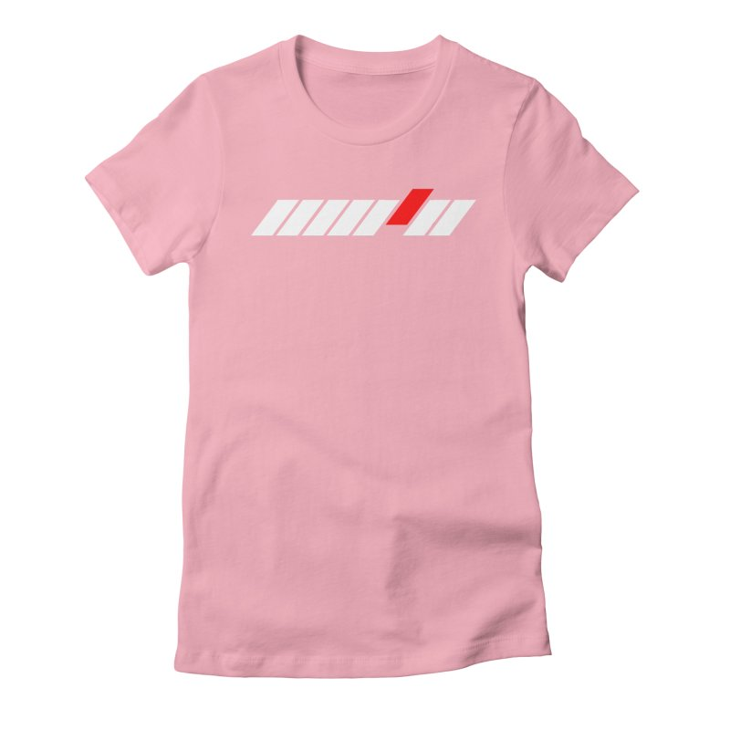 Different Women's Fitted T-Shirt by sustici's Artist Shop