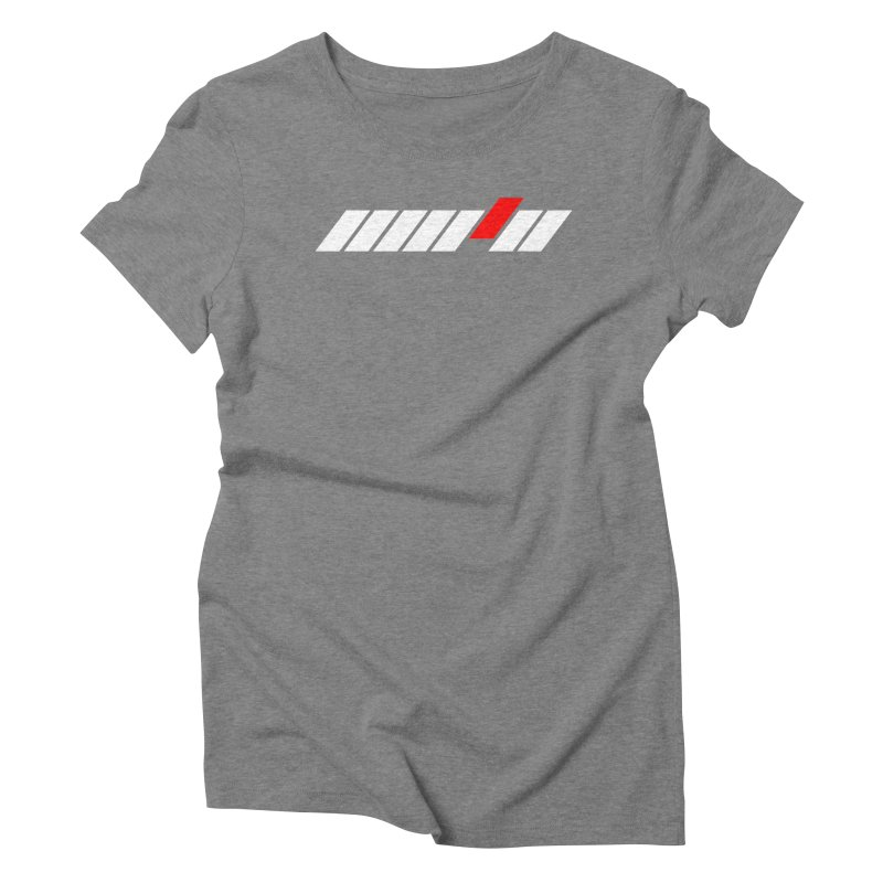 Different Women's Triblend T-Shirt by sustici's Artist Shop