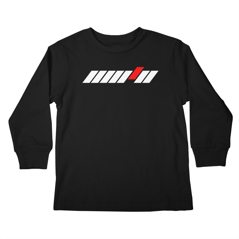 Different Kids Longsleeve T-Shirt by sustici's Artist Shop