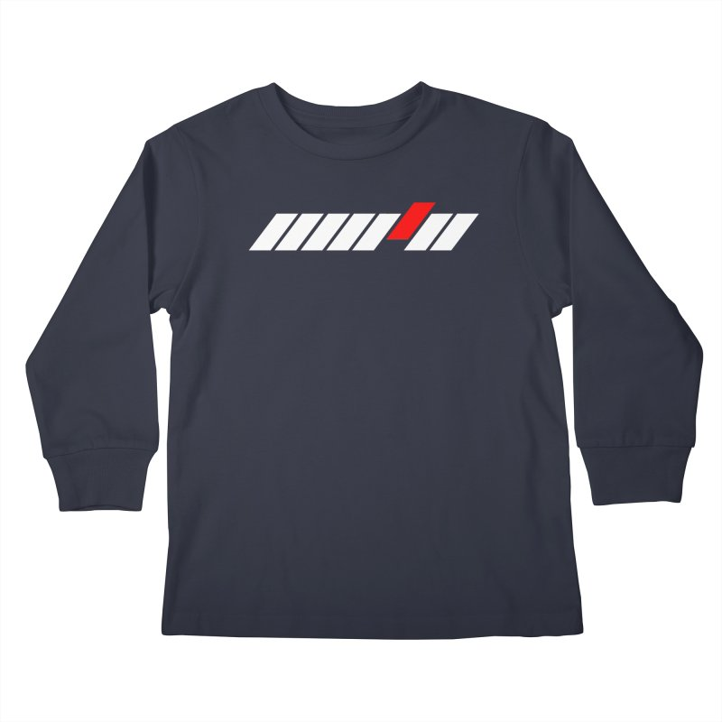 Different Kids Longsleeve T-Shirt by sustici's Artist Shop