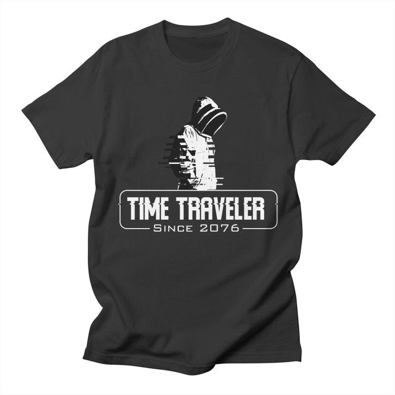 Time Traveler Men's T-Shirt by sustici's Artist Shop