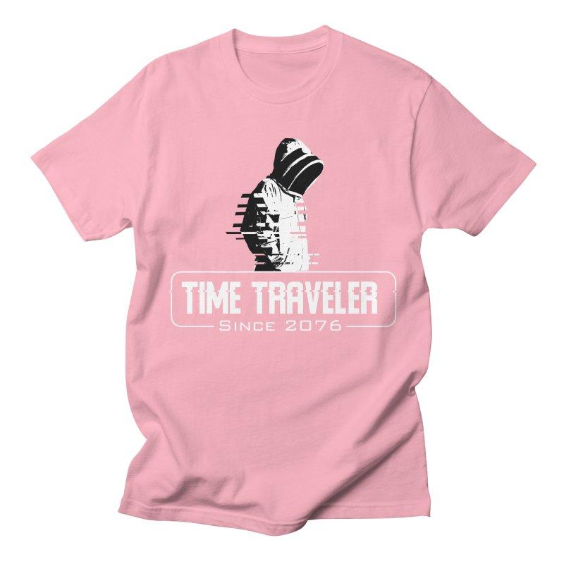 Time Traveler Men's Regular T-Shirt by sustici's Artist Shop