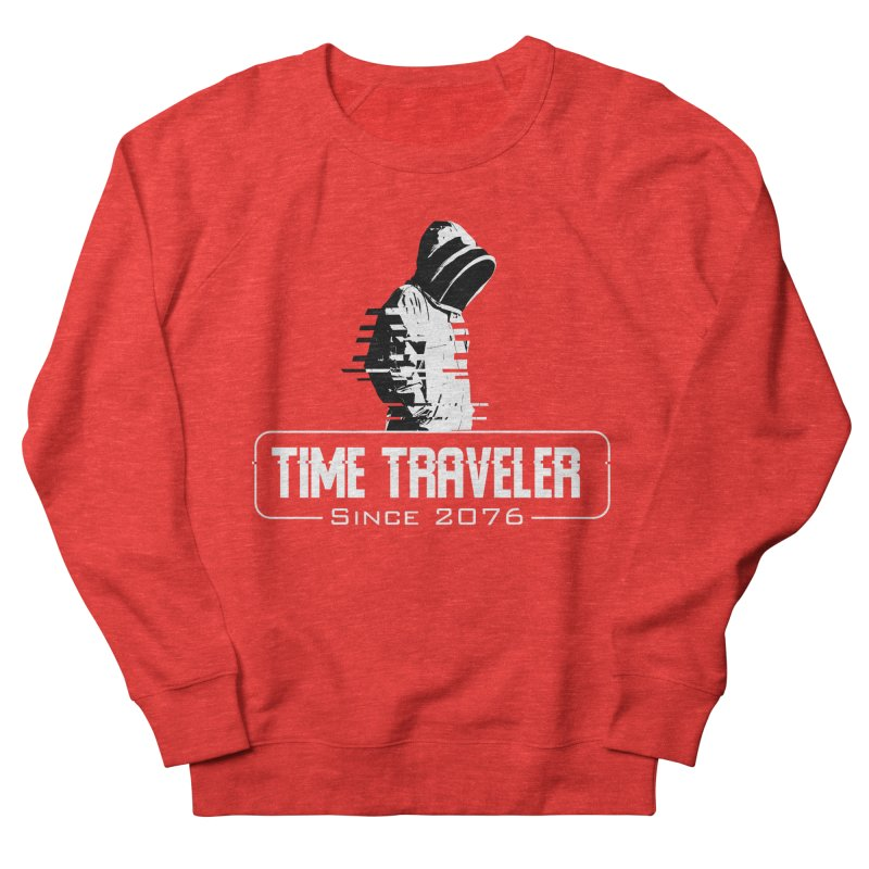 Time Traveler Men's Sweatshirt by sustici's Artist Shop