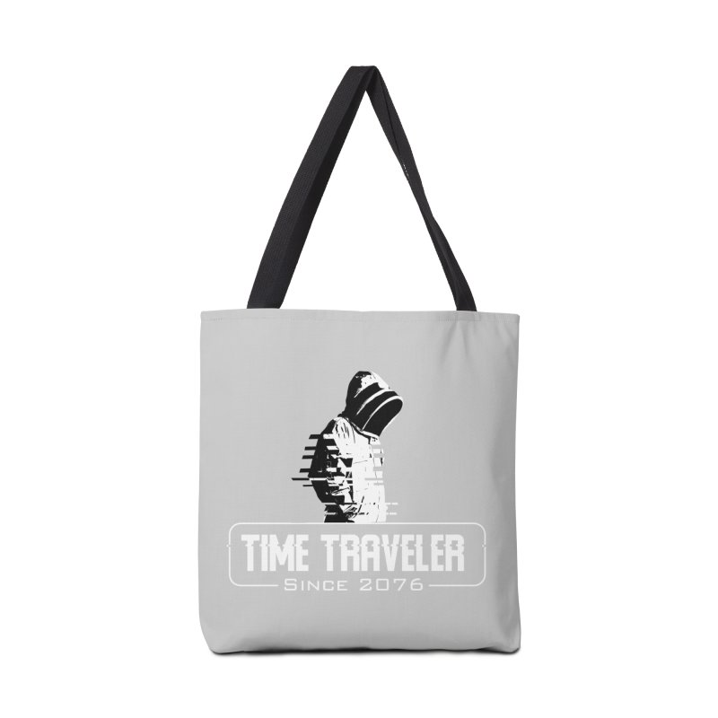 Time Traveler Accessories Bag by sustici's Artist Shop