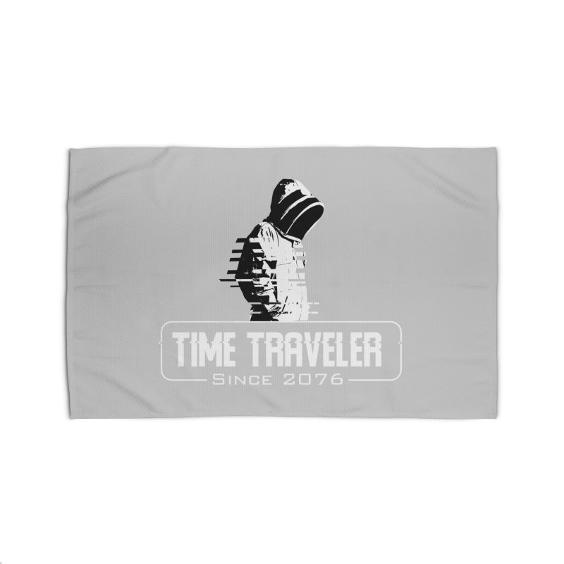 Time Traveler Home Rug by sustici's Artist Shop