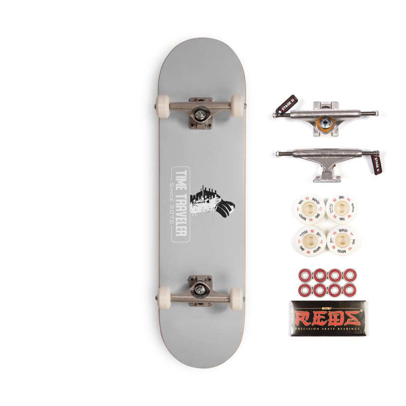 Time Traveler Accessories Complete - Pro Skateboard by sustici's Artist Shop