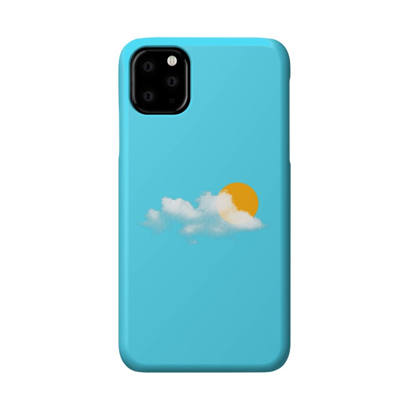 Sunny Accessories Phone Case by sustici's Artist Shop