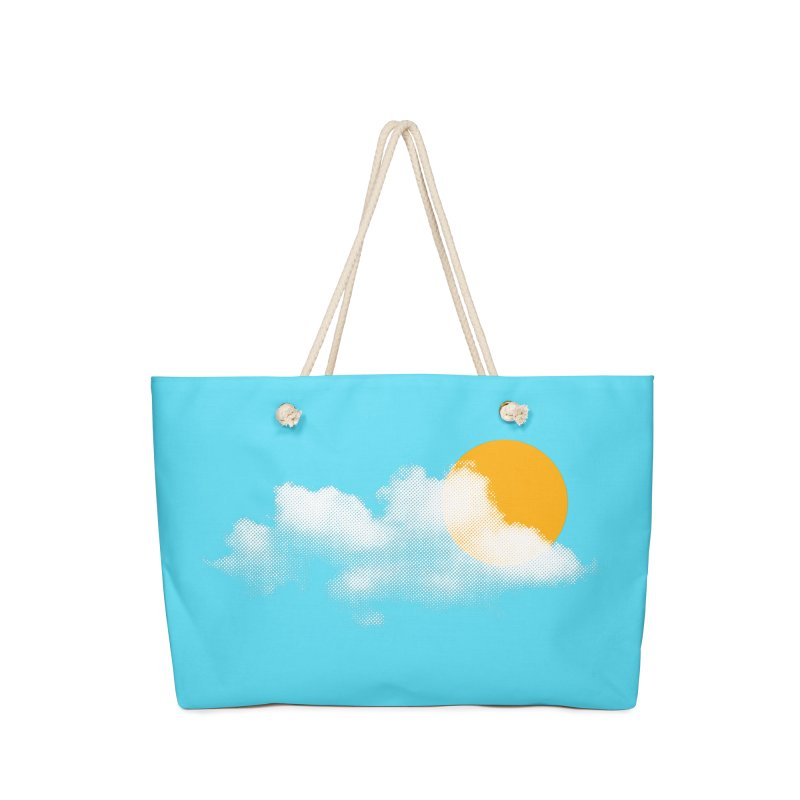 Sunny Accessories Bag by sustici's Artist Shop