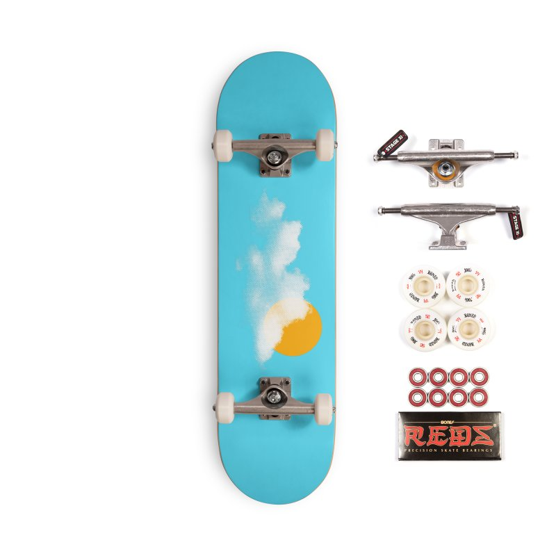 Sunny Accessories Complete - Pro Skateboard by sustici's Artist Shop