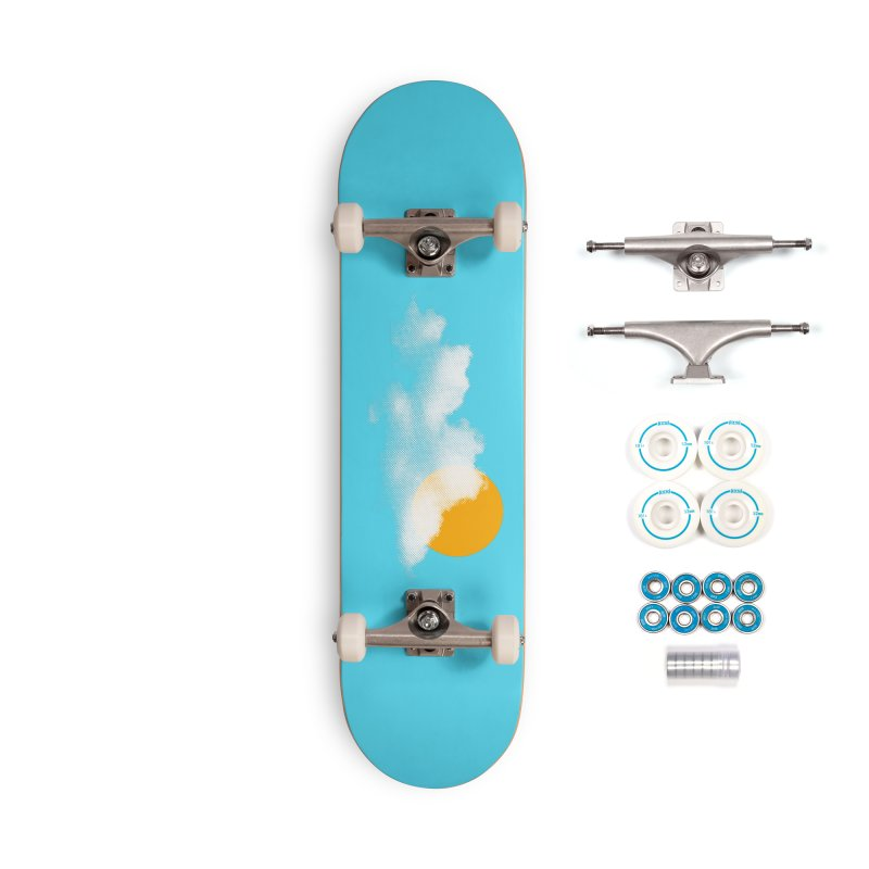 Sunny Accessories Skateboard by sustici's Artist Shop