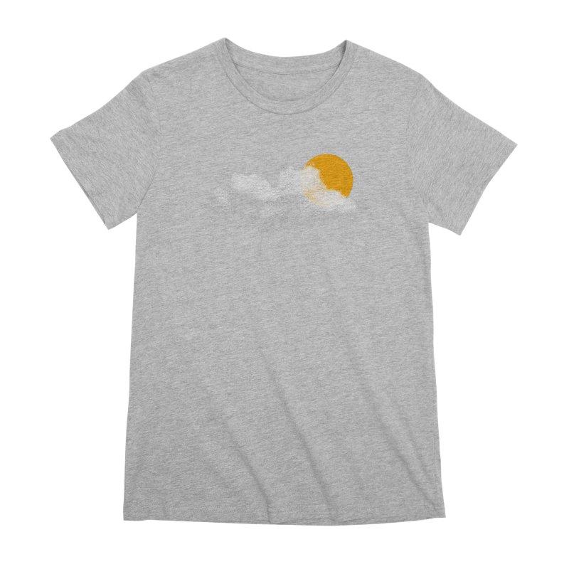 Sunny Women's Premium T-Shirt by sustici's Artist Shop