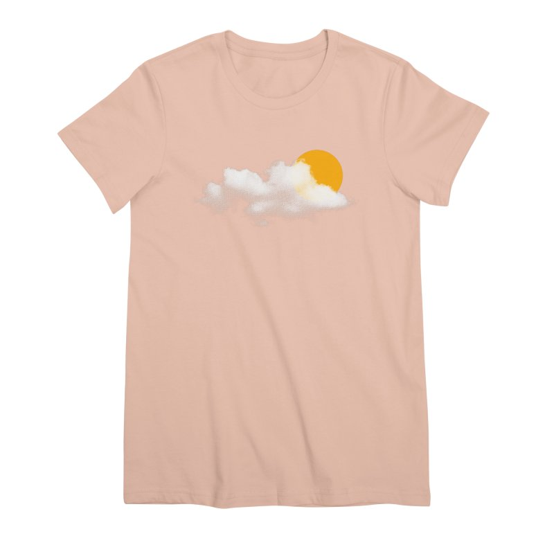 Sunny Women's Premium T-Shirt by sustici's Artist Shop