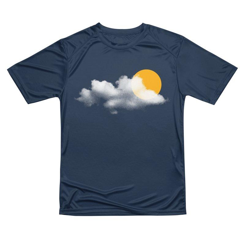 Sunny Women's Performance Unisex T-Shirt by sustici's Artist Shop