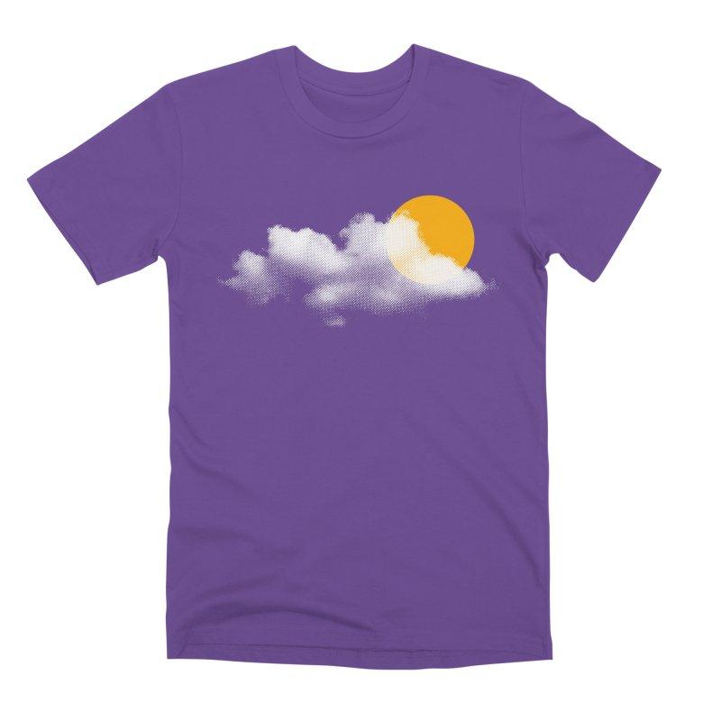 Sunny Men's T-Shirt by sustici's Artist Shop
