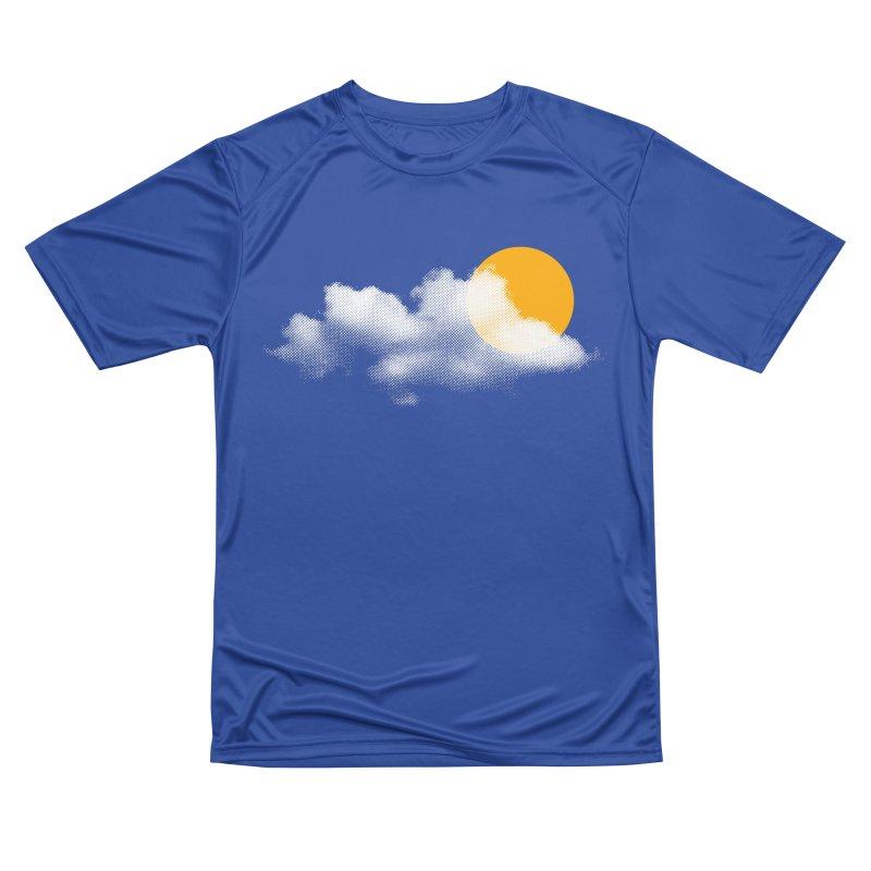 Sunny Men's Performance T-Shirt by sustici's Artist Shop