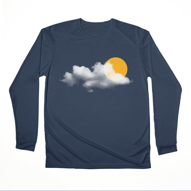 Sunny Women's Performance Unisex Longsleeve T-Shirt by sustici's Artist Shop