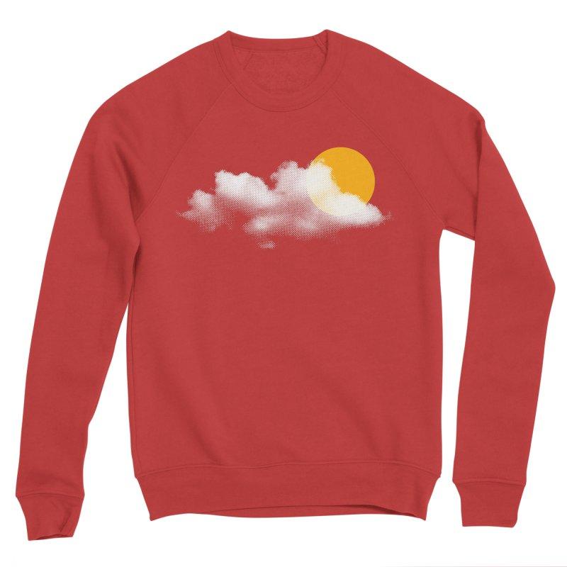 Sunny Women's Sponge Fleece Sweatshirt by sustici's Artist Shop