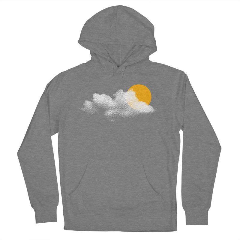 Sunny Women's Pullover Hoody by sustici's Artist Shop