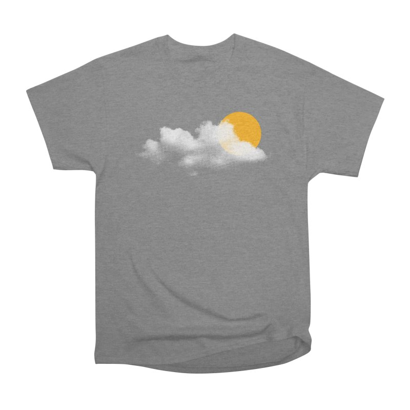 Sunny Men's Heavyweight T-Shirt by sustici's Artist Shop