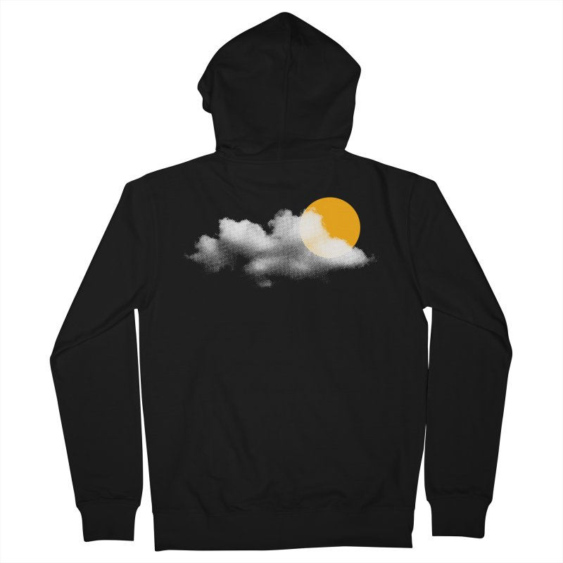 Sunny Women's French Terry Zip-Up Hoody by sustici's Artist Shop