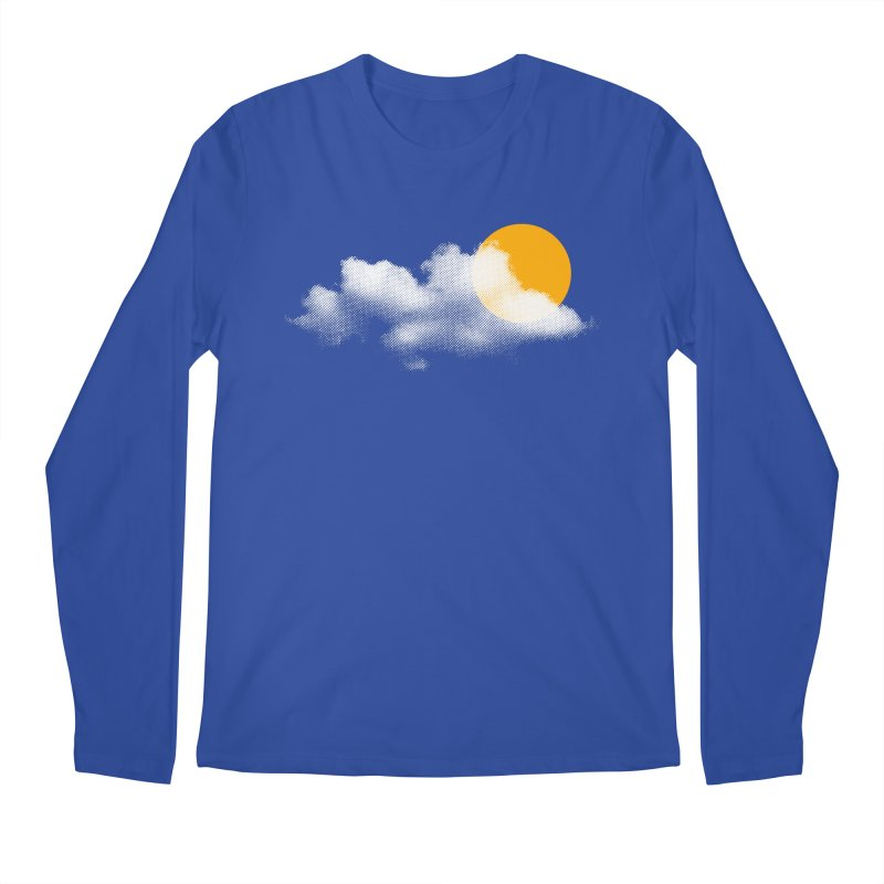 Sunny Men's Regular Longsleeve T-Shirt by sustici's Artist Shop