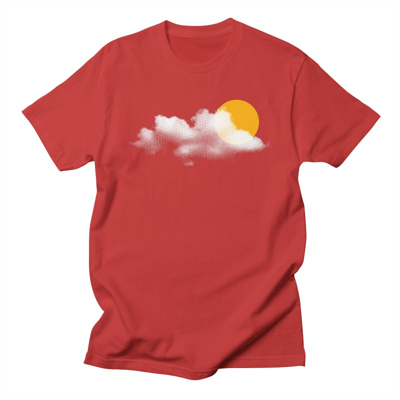 Sunny Men's Regular T-Shirt by sustici's Artist Shop