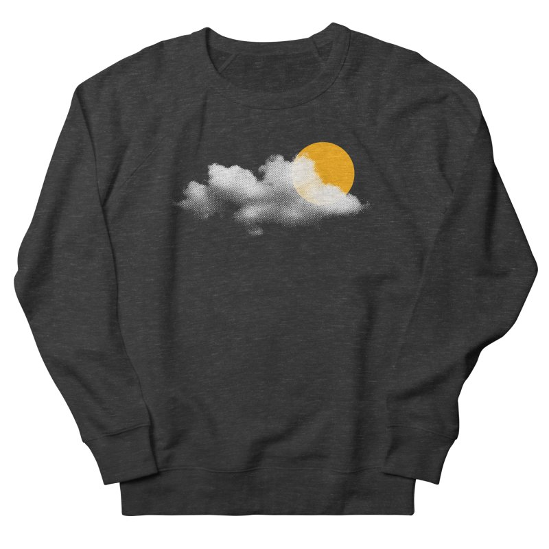 Sunny Women's French Terry Sweatshirt by sustici's Artist Shop