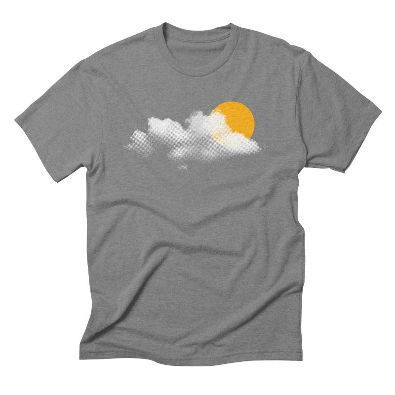 Sunny Men's Triblend T-Shirt by sustici's Artist Shop