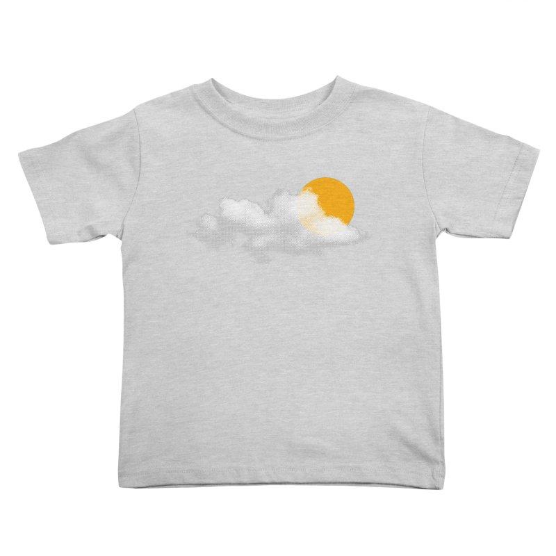 Sunny Kids Toddler T-Shirt by sustici's Artist Shop