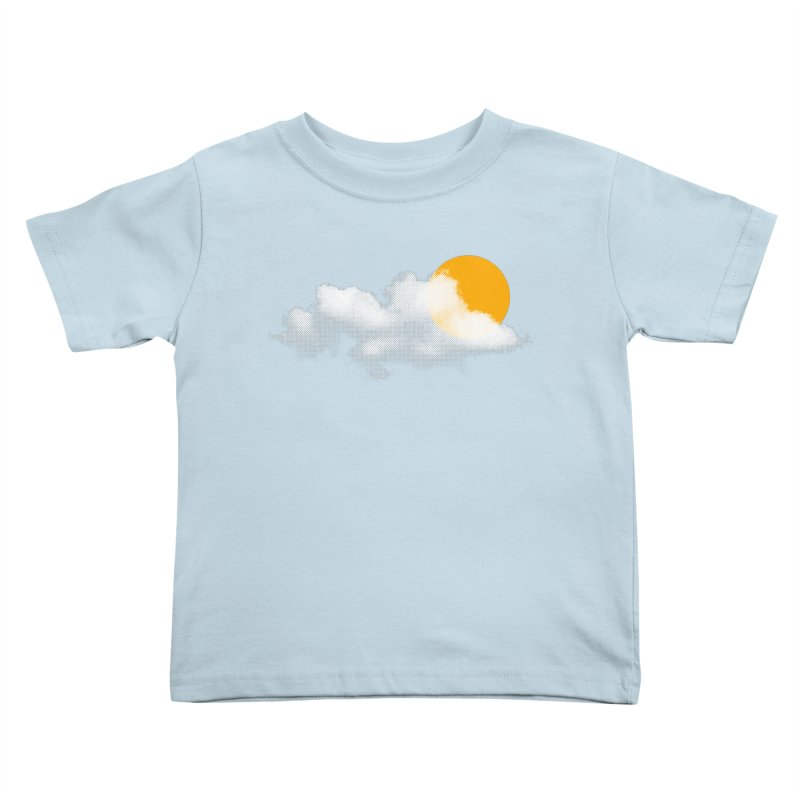Sunny Kids Toddler T-Shirt by sustici's Artist Shop