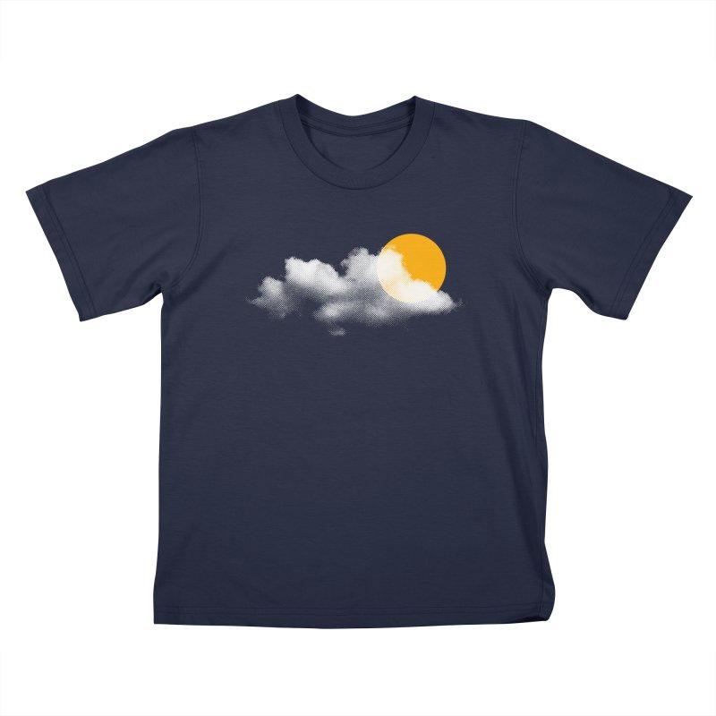 Sunny Kids T-Shirt by sustici's Artist Shop