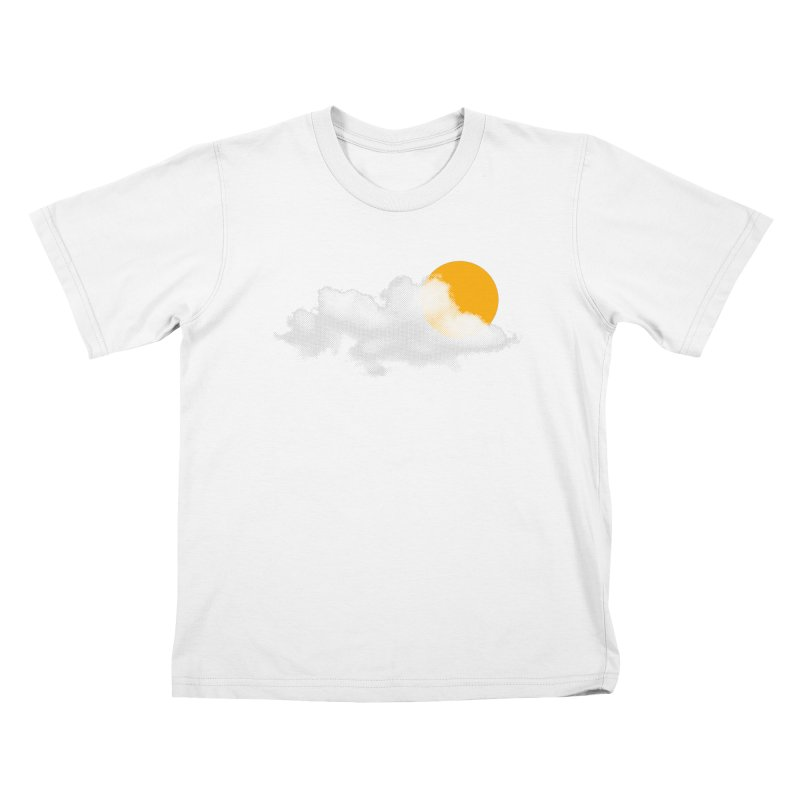 Sunny Kids T-Shirt by sustici's Artist Shop