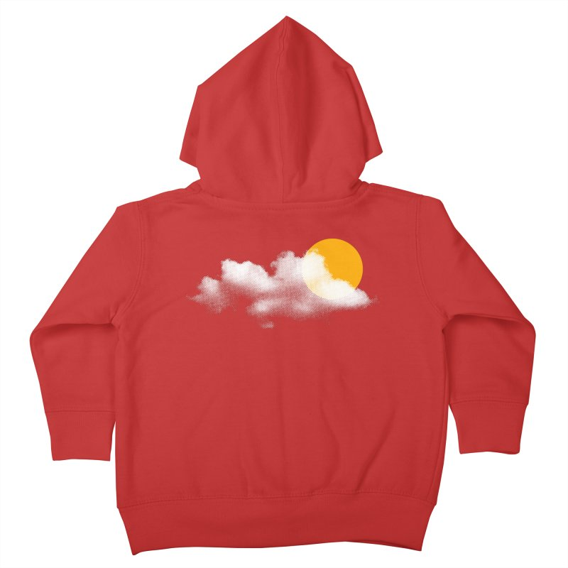 Sunny Kids Toddler Zip-Up Hoody by sustici's Artist Shop