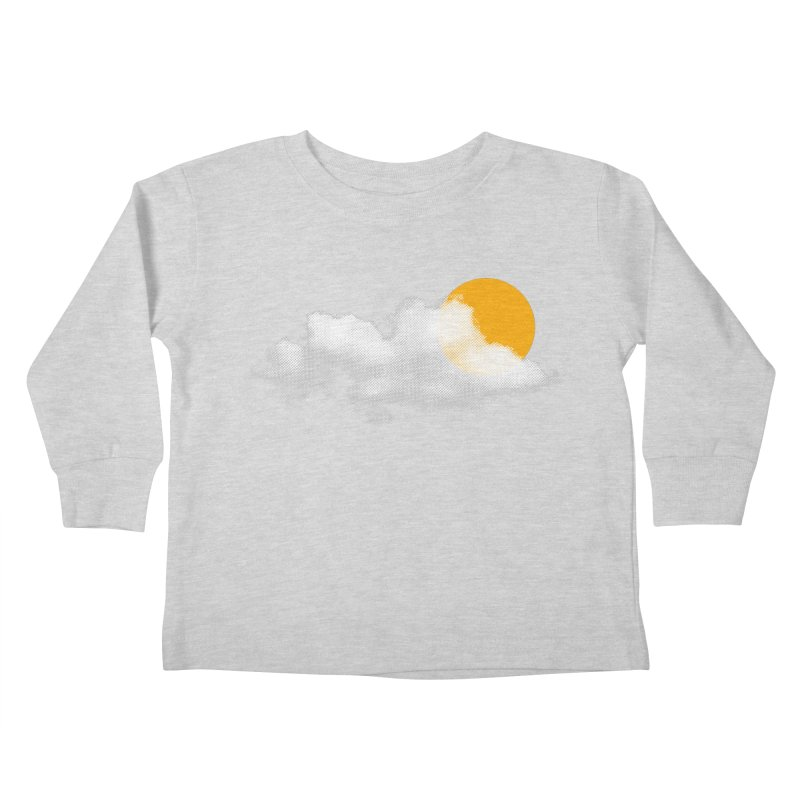 Sunny Kids Toddler Longsleeve T-Shirt by sustici's Artist Shop