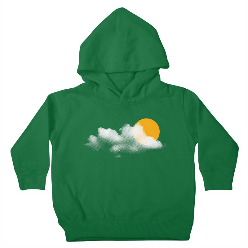 Sunny Kids Toddler Pullover Hoody by sustici's Artist Shop
