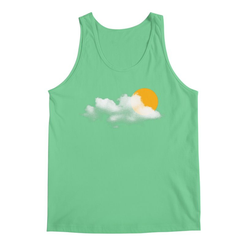 Sunny Men's Regular Tank by sustici's Artist Shop