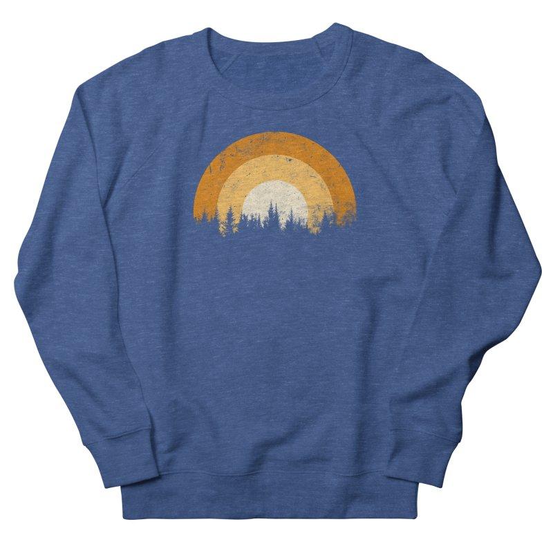 retro forest Men's Sweatshirt by sustici's Artist Shop