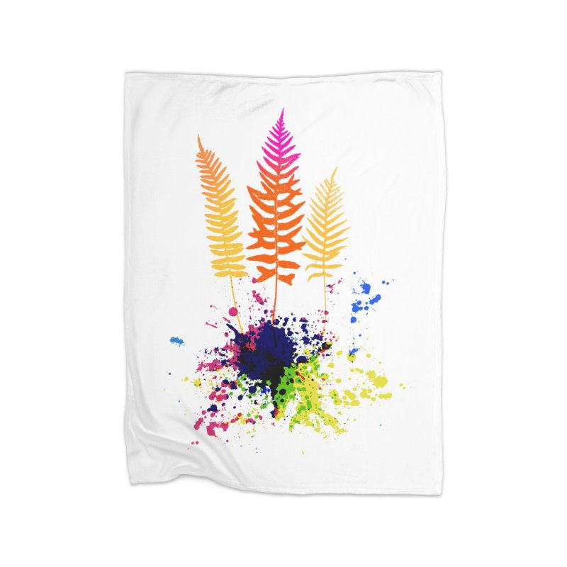 spring-o-rama Home Blanket by sustici's Artist Shop
