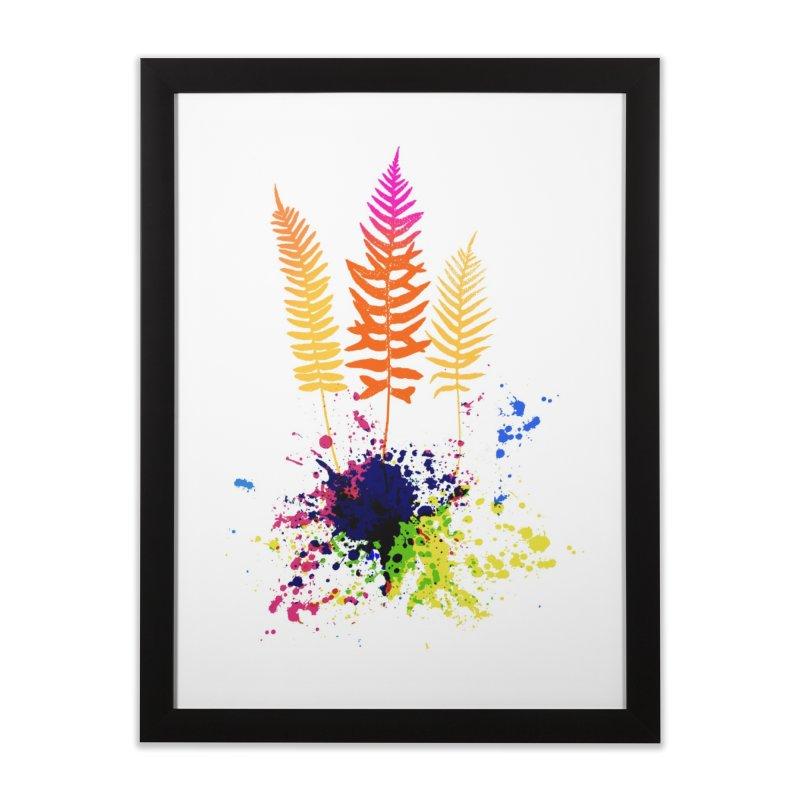 spring-o-rama Home Framed Fine Art Print by sustici's Artist Shop