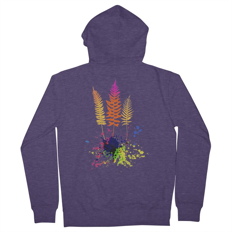 spring-o-rama Men's Zip-Up Hoody by sustici's Artist Shop