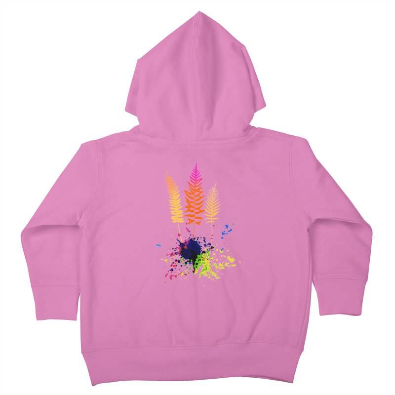 spring-o-rama Kids Toddler Zip-Up Hoody by sustici's Artist Shop