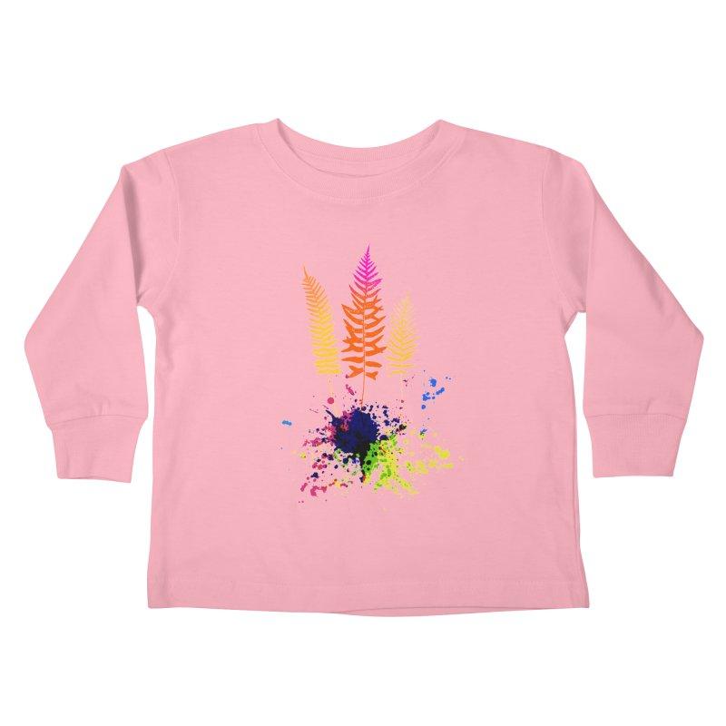 spring-o-rama Kids Toddler Longsleeve T-Shirt by sustici's Artist Shop