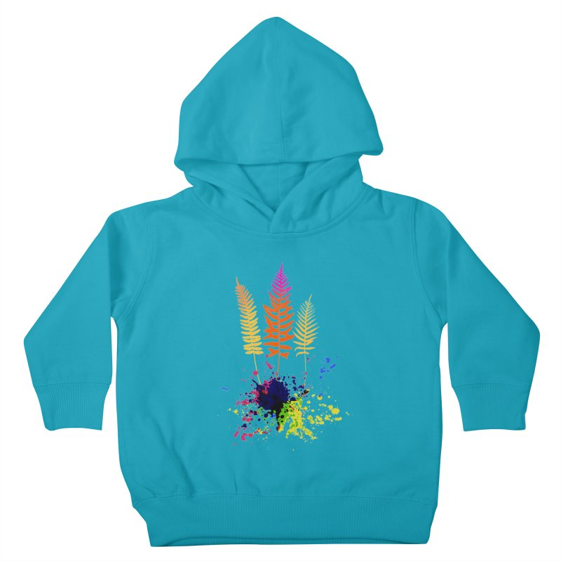spring-o-rama Kids Toddler Pullover Hoody by sustici's Artist Shop